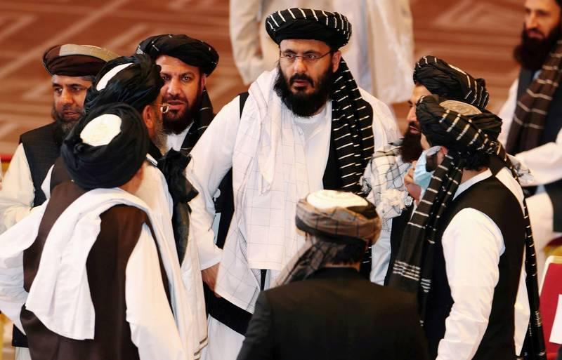美加强空袭也难挡 塔利班再拿战略要地电视台