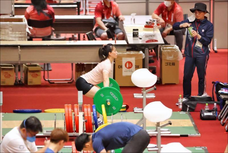 今年我國好手們在東京奧運表現極佳。(資料照,體育署提供)