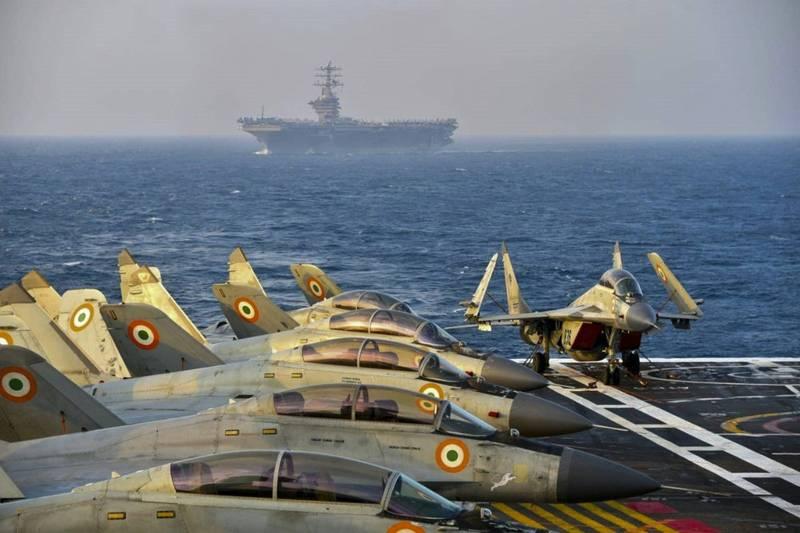 继英、德2国后 印度也将派4军舰进入南海