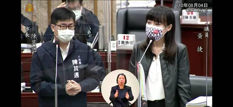 高雄市長陳其邁指出,如果疫情能順利控制,預計在10月份左右可漸趨平穩。(記者王榮祥翻攝)
