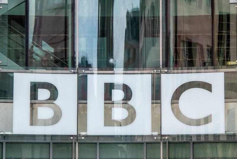 《英國廣播公司》(BBC)有關河南洪災的報導被中國指責散播假新聞,中方就此提出嚴正交涉。(彭博資料照)