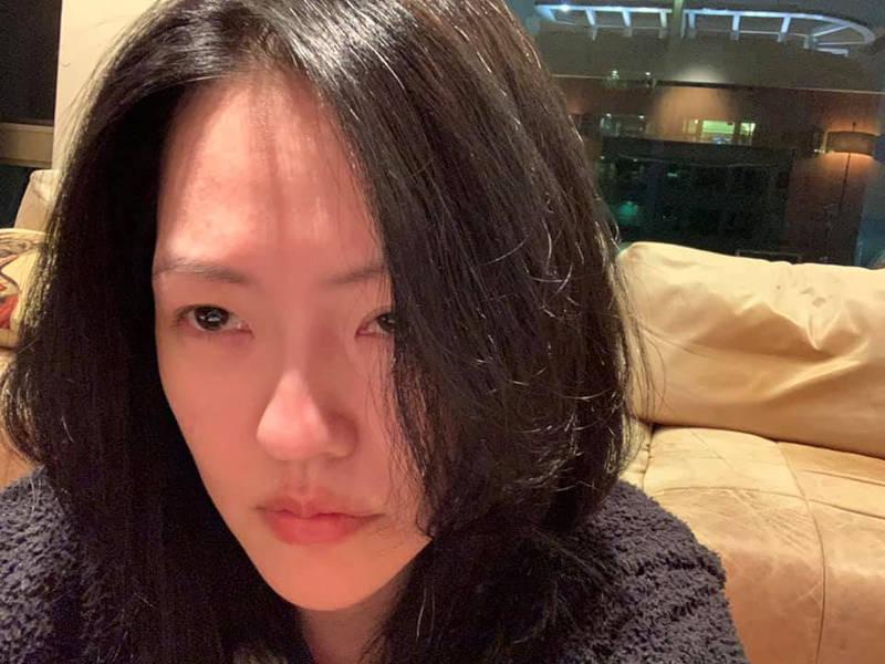小S幫台灣選手加油,遭玻璃心小粉紅出征。媒體人蔡詩萍表示,這是意外中的不意外。(擷取自小S臉書)