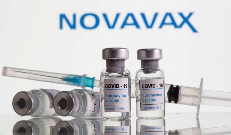 歐盟與美國生技公司諾瓦瓦克斯簽訂疫苗採購協議,預計2023年前可獲取2億劑疫苗。(路透資料照)