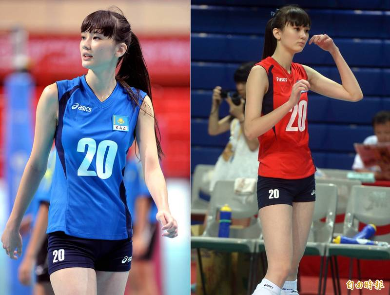 圖為來台參加2014第17屆亞洲青年女子台球錦標賽的莎賓娜。(資料照)