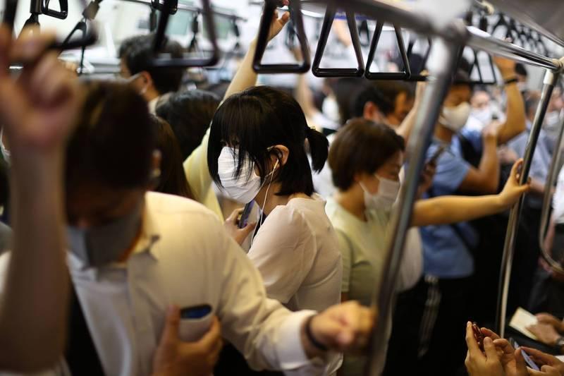 日本連2天確診逾2萬例 緊急狀態恐再擴大