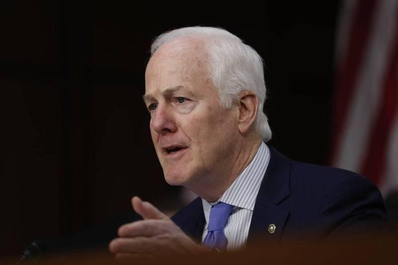 美國共和黨籍資深聯邦參議員柯寧,也是參院情報委員會成員。(美聯社)
