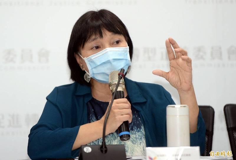 楊翠:如果沒有台灣 「那個黨」根本無處「轉進」