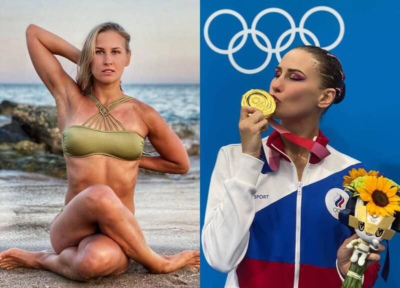芭蕾選手史思姬娜(見圖)透露,她在參與重要運動賽事前會發生「人與人連結」,這可以讓她的身體達到最佳狀態。(圖擷取自「allashishkina_rusallo4ka」Instagram、本報合成)