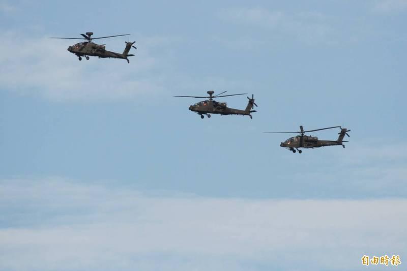 軍方也在恆春半島進行多項例行軍事演習,展現精實戰力。(記者蔡宗憲攝)