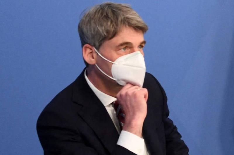 德國54歲駐中大使賀岩(Jan Hecker),剛上任不到2週就驚傳驟逝。(法新社)