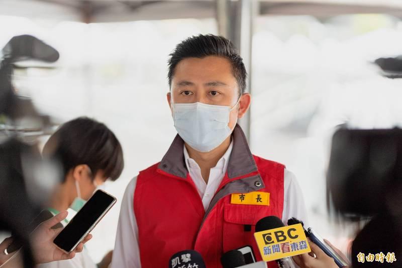 新竹市長林智堅日前提出大新竹合併升格計畫,引發熱議。(資料照,記者蔡彰盛攝)