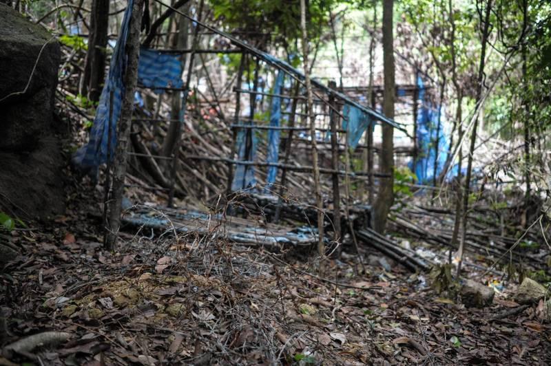 泰國有1歲女童被1名44歲的緬甸工人誘拐,目的是用她向鬼魂獻祭。示意圖。(法新社)