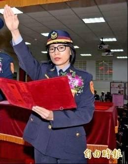 屏東縣首位女性分局長方秋梅外派逾3年後,將回故鄉接任屏東警分局長。 (資料照)