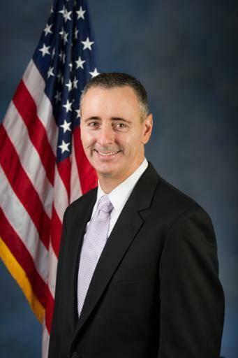 美國聯邦眾議員費茲派翠克(Brian Fitzpatrick)13日在眾院外委會聽證會中提到,他剛從烏克蘭返國,接下來會訪問台灣。(圖擷取自費茲派翠克網站)