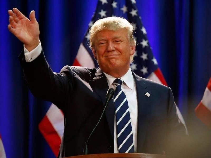 美國前總統川普稱,美國當前局勢正朝著讓大家別無選擇的方向發展,2024年再次參選總統「捨我其誰!」(路透資料照)