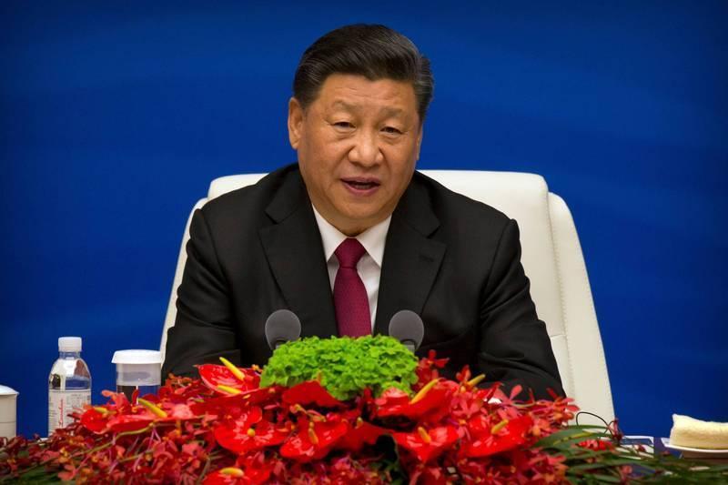 外媒報導,中國政府一直透過其在聯合國的影響力,要求國際非營利組織(NGO)闡明他們對台灣的立場,必須稱台灣為「中國的一省」,否則這些非營利組織所申請的資格證,將會被拖延。圖為中國領導人習近平。(法新社檔案照)