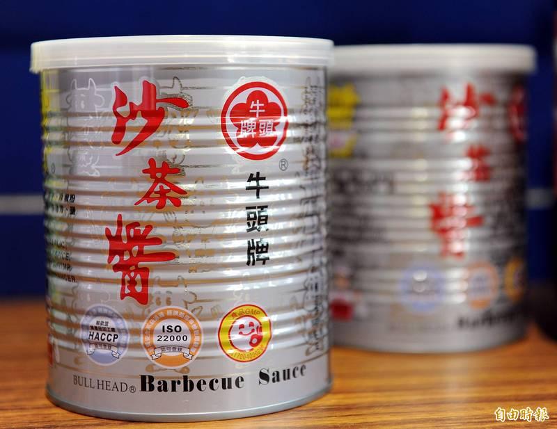 網友仔細一看,瓶身標示最底部的英文品名確實為「Barbecue Sauce」。(資料照)