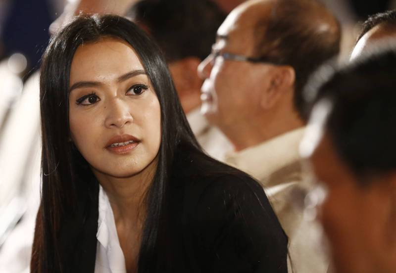 菲律賓海外工作者福利管理署副署長烏桑(見圖)。(歐新社)