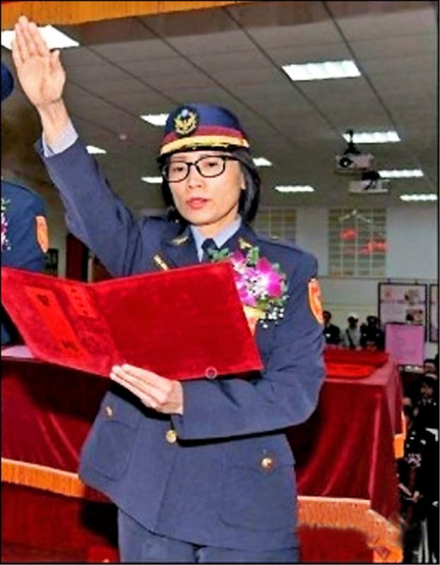 屏東縣首位女性分局長方秋梅外派逾三年後,將回故鄉接任屏東警分局長。(資料照)