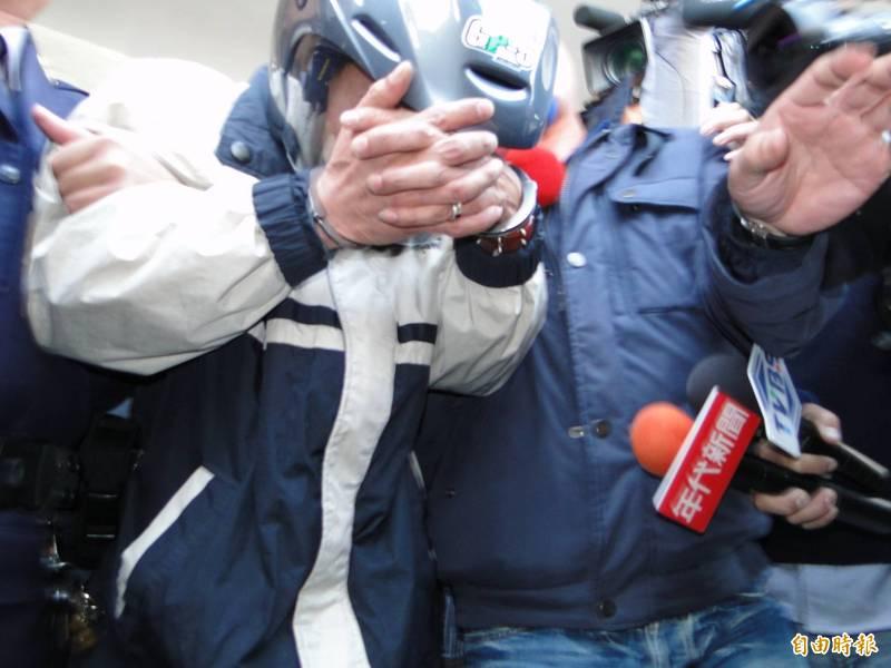警方當年逮捕一名方姓共犯,偵詢後移送台南地檢署。(資料照)
