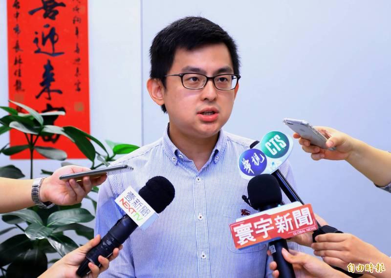 台灣智庫民調中心主任卓冠廷(見圖)今(15)日表示,朱立倫抨擊游錫堃抹黑國民黨對黨外人士壓迫,就是在抨擊當年承受白色恐怖的當事人。(本報資料照)