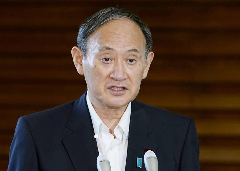 北韓今日朝日本海一帶發射2枚彈道飛彈,日本首相菅義偉對此憤怒表示,北韓此舉十分離譜、無法無天,已經威脅到日本以及區域和平,且違反聯合國安理會決議,對此日本要強烈抗議與譴責。(路透)