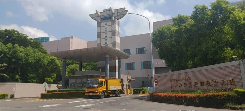 高雄市推4座焚化廠整建改善工程,岡山廠預計11月啟動。(記者陳文嬋攝)