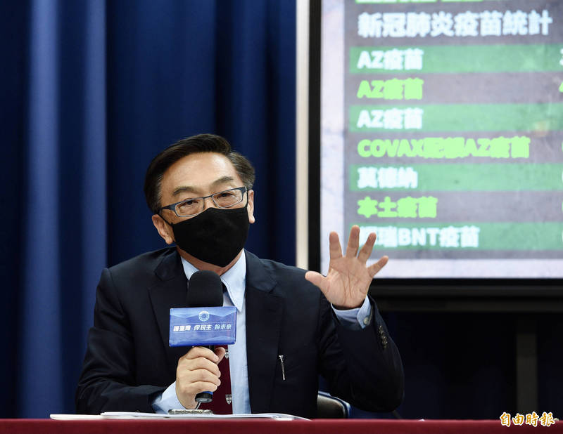 國民黨智庫永續發展組召集人陳宜民。(資料照)