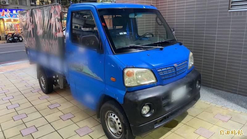 有臉書粉專揭密,台灣貨車大都是藍色,其原因在於耐髒,就算不保養烤漆讓他金油層都風化光了,藍色還是能保持一定亮度,不像其他顏色變得黯淡。示意圖。(資料照)