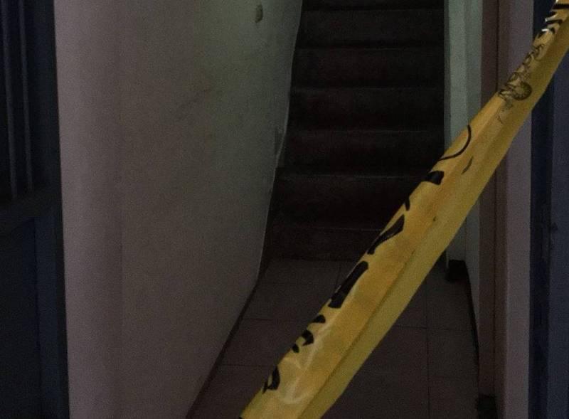 卓女從10樓住處墜落至1樓鄰居增建廚房內,送醫途中死亡。示意圖,非事發地點。(資料照,記者翻攝)