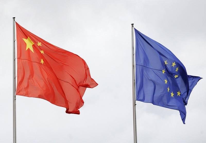 歐洲議會今天公布全體會議表決結果,壓倒性通過呼籲歐盟制定對中國新戰略報告案。(法新社)