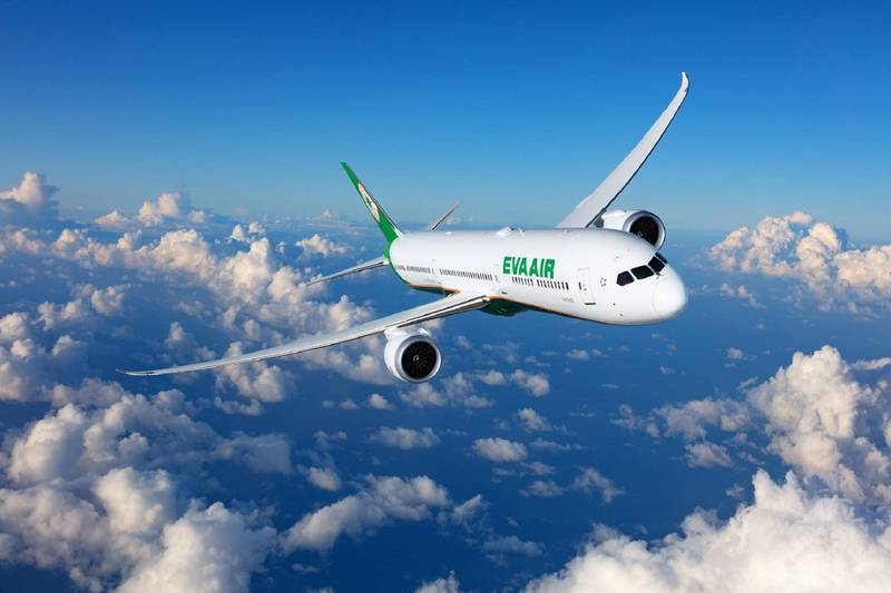 長榮航空獲美國旅遊雜誌評選為全球最佳國際線航空公司第三名,是11年來最佳成績。(圖:長榮航空提供)