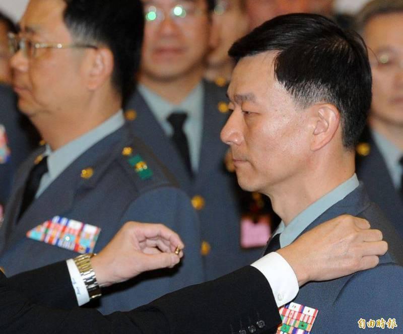 退役少將于北辰認為,國民黨的根在台灣、而非中國,如果72年來藍營人士還無法認清這點,形同「失根的藍花」,終會被台灣人民唾棄。(資料照)