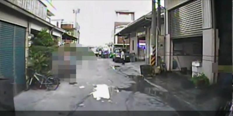 嘉義縣一名3歲男童遭休旅車撞死,警方正釐清事故發生原因。(記者王善嬿翻攝)