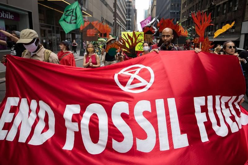聯合國報告指出,全球改善氣候變遷的承諾並無法有效解決危機。(路透)