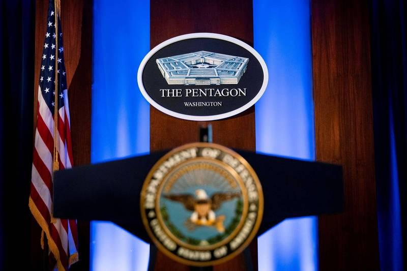 美五角大廈承認上月發動的無人機空襲是一場「悲劇性錯誤」。(路透)