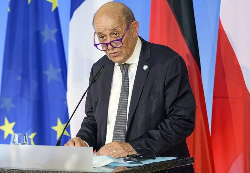 潛艦交易惹怒法國 召回駐美及駐澳大使