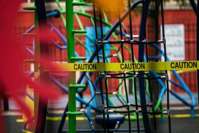 美國1名6歲男童在學校操場玩耍,意外被鋼筋砸中後腦勺,目前尚未脫離險境。示意圖,與新聞無關。(路透)