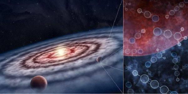 英國里茲大學團隊透過智利阿塔卡馬沙漠地的「ALMA」望遠鏡觀察宇宙,發現銀河系存在外星生命的可能性「比想像中要大得多」。(圖取自University of Leeds新聞稿)