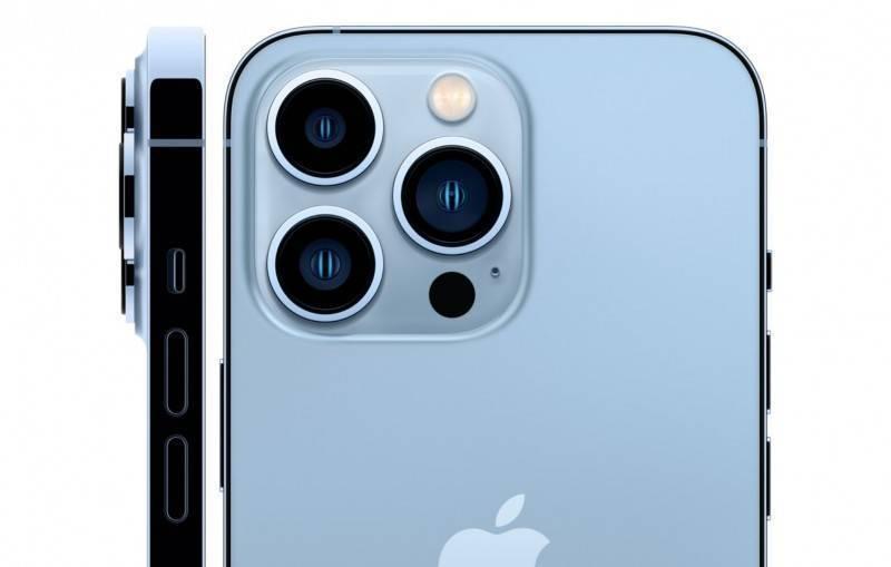 iPhone 13手機上市引發換機潮詐騙案。(取自官網)