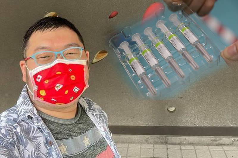 指揮官陳時中表示,22日將會召開應變會議,針對相關抗體的檢驗後續做出指引,讓國人得以依循。(資料照、取自劉宇臉書,本報合成)