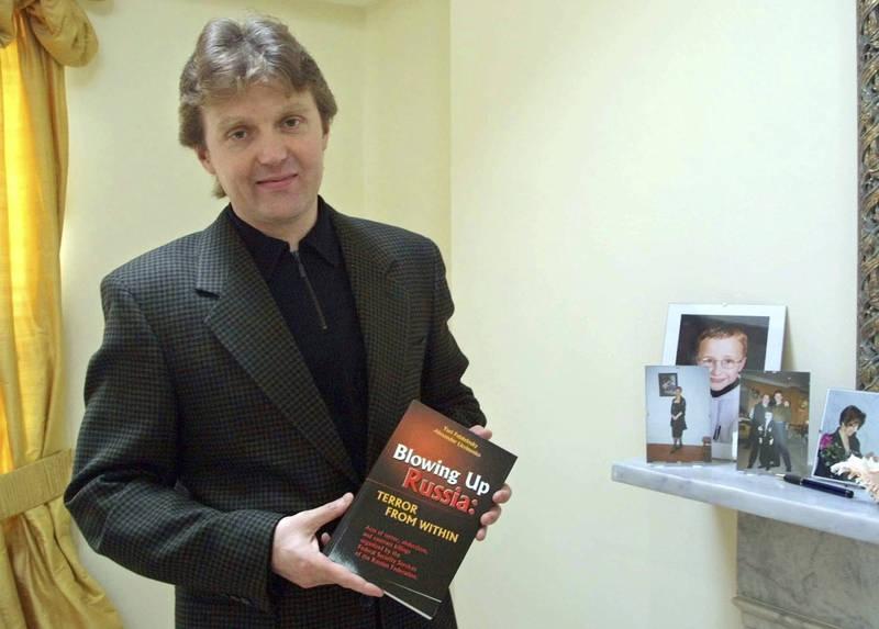 前俄國特工利特維內柯(見圖)2006年遭下毒殺害,歐洲人權法院認為俄羅斯政府是幕後黑手。(美聯社)