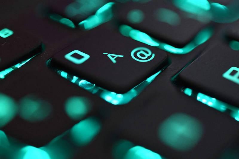 Insikt Group今(22)日表示,有證據顯示,印度的媒體集團、警察部門、和一間負責該國公民身分識別數據庫的機構,被疑似由中國支持的駭客集團攻擊。示意圖,與本新聞內容無關。(法新社)