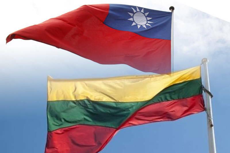 自從立陶宛3月宣布將在台北建立代表處後,台灣的信用卡持有者瘋狂刷卡購買立陶宛的巧克力等產品,價值高達25億台幣,讓立陶宛已經成為台灣的第7大網購市場。(路透、美聯社檔案照,本報合成)