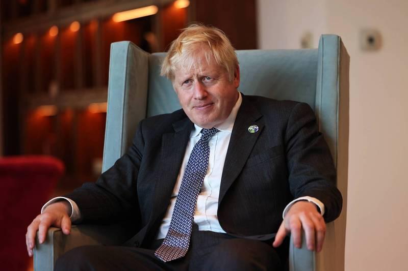 英国首相强森育有6名子女。(法新社)(photo:LTN)