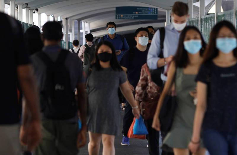 新加坡疫情發燒!單日1504確診 連2天破紀錄