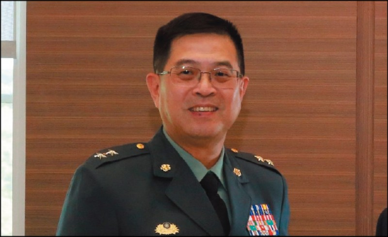 國防部總督察長劉得金中將昨表示,中國除對我軍事滋擾、文攻武嚇外,亦試圖以假消息、混合戰等打擊決策者的「第四代戰爭」手段,影響國人對政府信任。(資料照)