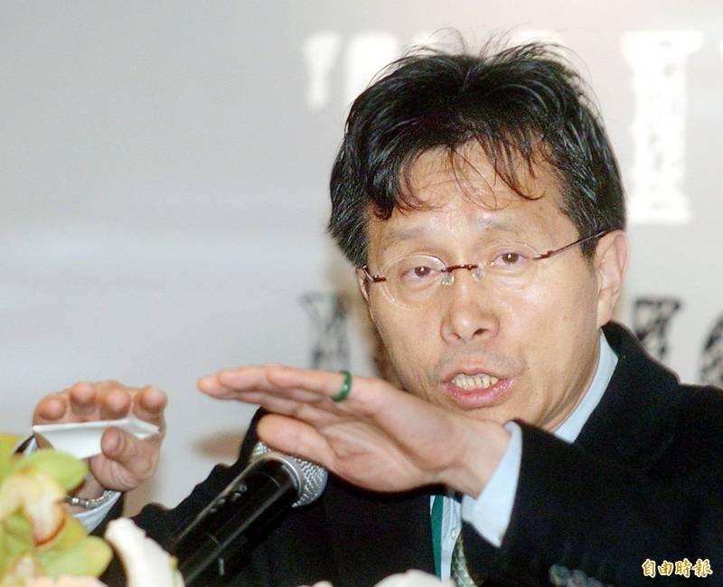 駐德代表謝志偉。(資料照)