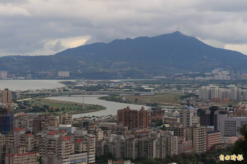 台北市議員許家蓓發現,2019年至今台北市政府只出23億元價購公保地,形同政府圈地卻賴帳不給錢。圖為台北市景。(資料照)