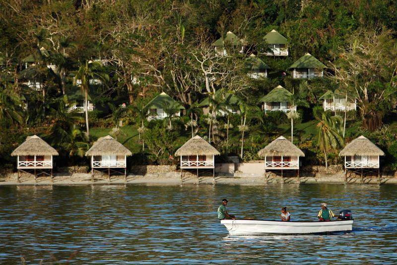 太平洋西南部島國「萬那杜」長年飽受海平面上升及風暴所苦。(資料照,路透)